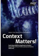 Context Matters - Cover